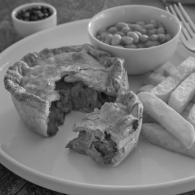 Steak Pie Online | Seafield Arms Pies | Fresh Pies Online ...